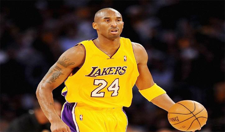 नहीं रहे पूर्व बास्केटबॉल खिलाड़ी Kobe Bryant, विमान दुर्घटना में गई जान