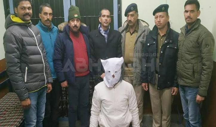 ऊना में पुलिस ने चिट्टा सहित दो बाइक सवार युवक धरे, विदेशी सप्लायर दिल्ली से अरेस्ट