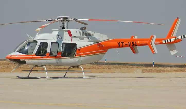 रोहतांग दर्रे में खराब मौसम ने रोकी लाहुल के लिए हेलीकाप्टर उड़ानें, यात्री हुए परेशान