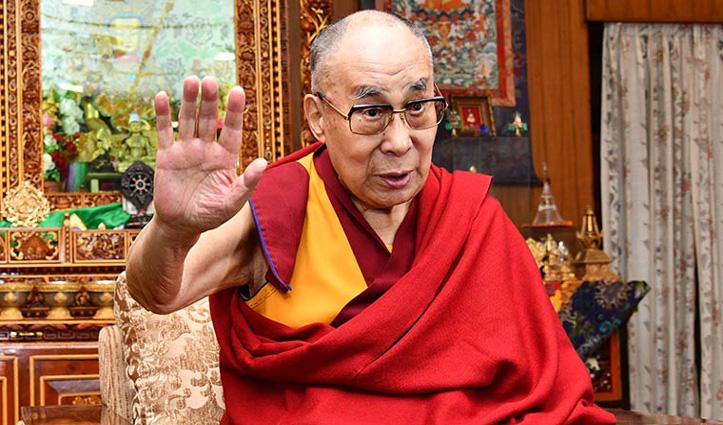 कोरोना वायरस की आड़ में चीन की चाल, बंद किया Dalai Lama का आधिकारिक आवास