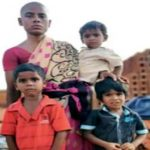 बच्चों का पेट भरने के लिए विधवा ने मुंडवाया सिर, बाल बेच कर 150 रुपए में खरीदा खाना