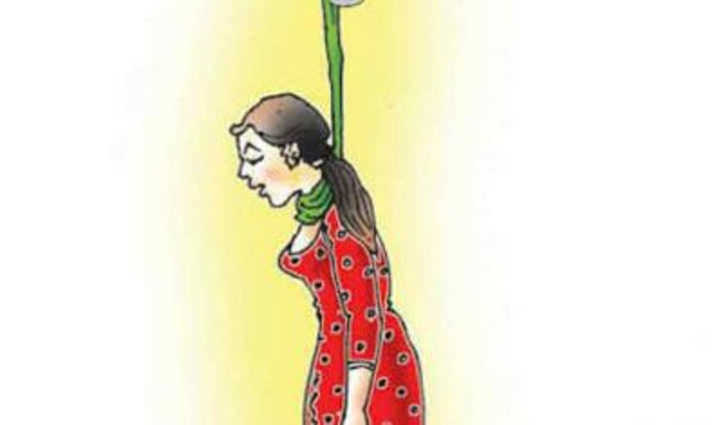 Sirmaur: फौजी की पत्नी ने मायके में पेड़ से फंदा लगाकर दी जान