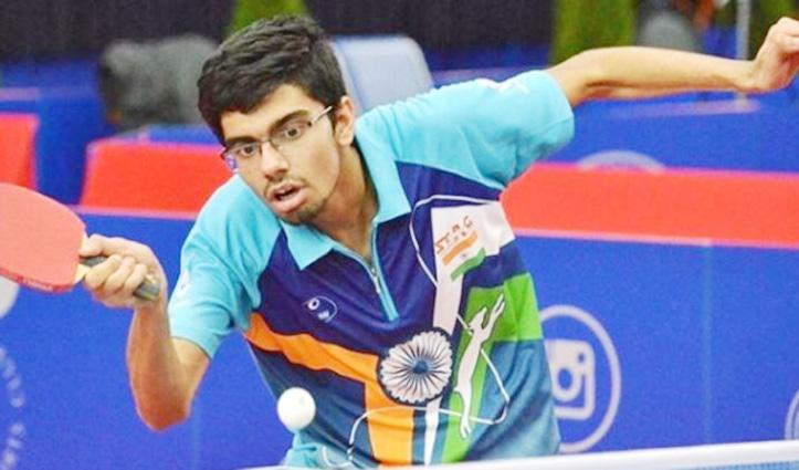 भारत के मानव ठक्कर बने दुनिया के नंबर-एक टेनिस खिलाड़ी