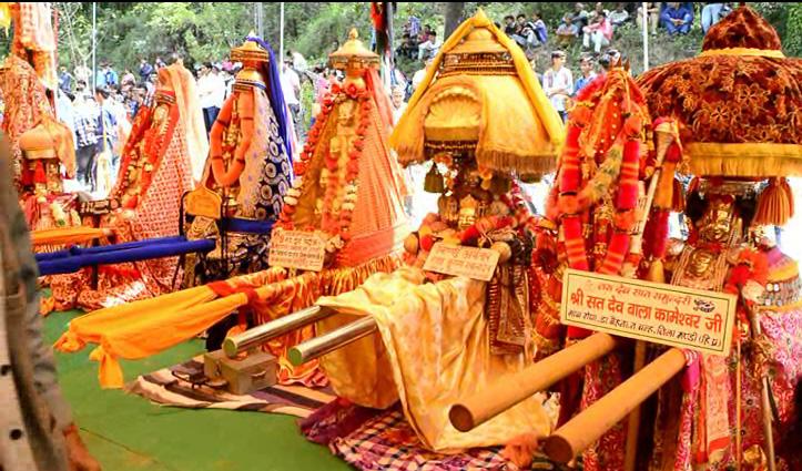 आजादी के बाद पहली बार Mahashivratri मेले में शिरकत करेंगे सुकेत के देवी-देवता