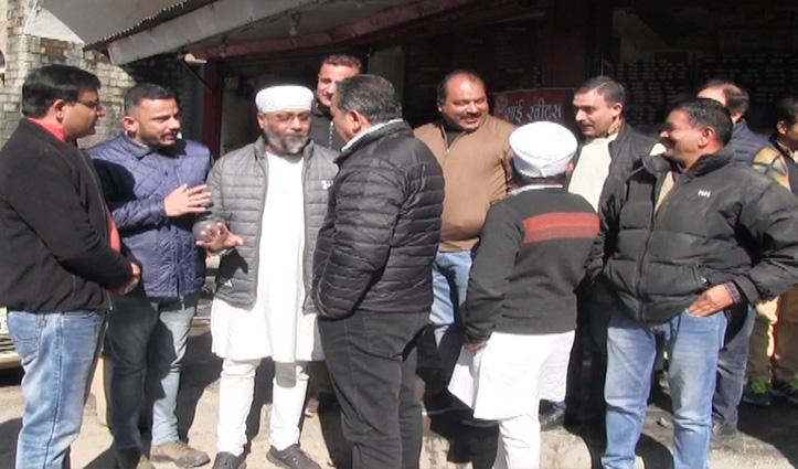 खादी प्रदर्शनी के विरोध में कल आधा दिन बंद रहेगा Mandi बाजार