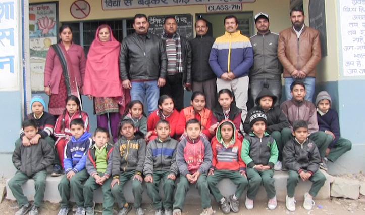 पधियूं स्कूल के बच्चे Disaster management में माहिर, हासिल किया पहला स्थान