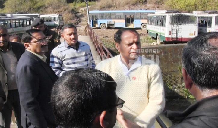 जयराम के दौरे को लेकर वर्किंग मोड में महेंद्र ठाकुर, पहले के CM से की ऐसे तुलना