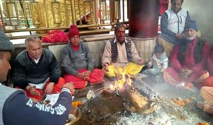 Live: BJP के Big Boss बने Nadda की कुल देवी के दरबार में विशेष पूजा-अर्चना