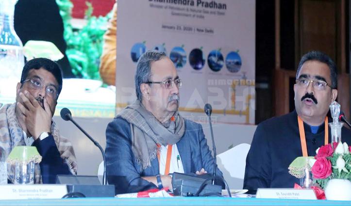 शहरी गैस वितरण परियोजना में शामिल हो Kangra, दिल्ली में उठा मामला