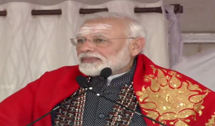 कांग्रेस का PM पर जवाबी हमला: पाक को जवाब देना है तो बंद करें 'बिरयानी, आम का खेल'