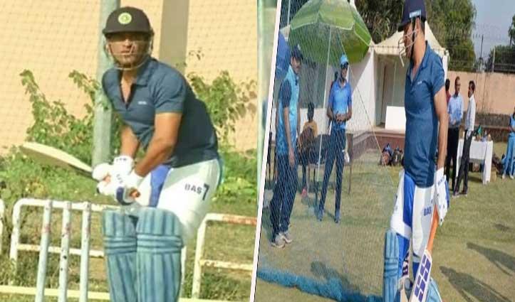 'मुझे लगा था कि उनकी परफॉर्मेंस कुछ बिगड़ी होगी लेकिन उन्होंने हर गेंद बल्ले के बीचों-बीच खेली'
