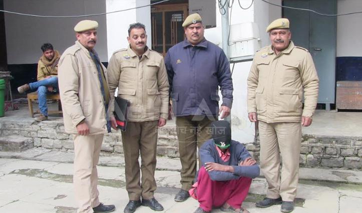 1984 में साथी का Murder कर हुआ था फरार, 36 साल बाद Delhi से धरा