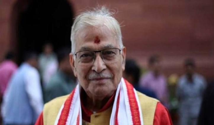 JNU के वीसी पर भड़के मुरली मनोहर जोशी- पद से हटा देना चाहिए
