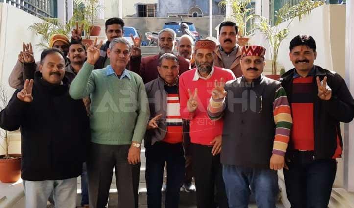 BJP Mandal Nadaun की कार्यकारिणी घोषित, 32 सदस्यों में 10 महिलाओं को दी जगह