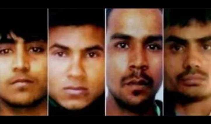 निर्भया के दोषियों को कल नहीं होगी फांसी, अगले आदेश तक टली सजा