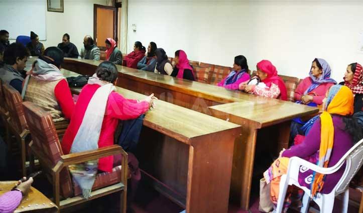 सीटू की मांग: मनरेगा मजदूरों को 100 दिन मिले काम-185 रुपए मांगी मजदूरी