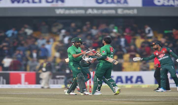 9 साल बाद पाकिस्तान ने बांग्लादेश को टी-20 सीरीज में हराया, नौ विकेट से रौंदा