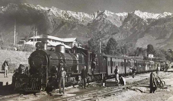 हिमाचल का ही रेलवे स्टेशन है ये
