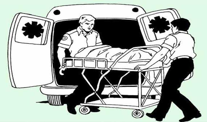 ऊना: रक्कड़ कॉलोनी में Car से टकराया स्कूटर सवार, गंभीर घायल PGI रेफर