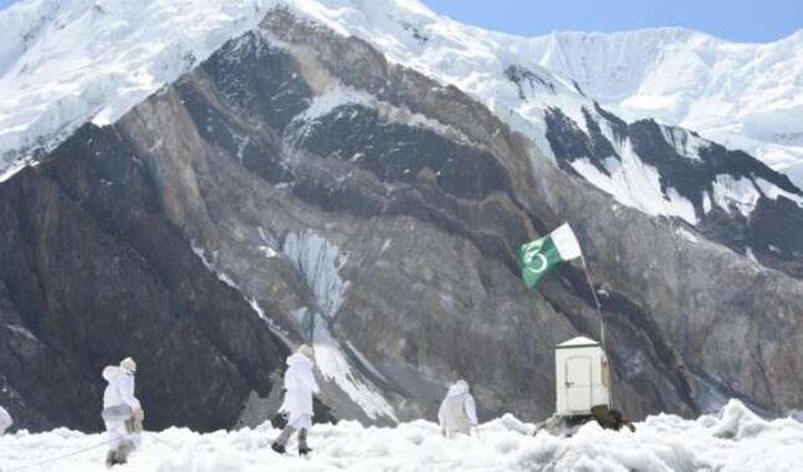 पीओके में हिमस्खलन के कारण 24 घंटे में 57 लोगों की मौत, कई लोग लापता