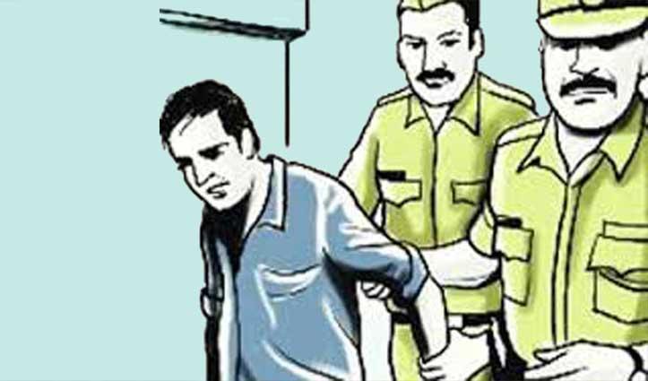 पुलिस ने दड़े- सट्टे की पर्चियों समेत करंसी के साथ धरा सट्टेबाज