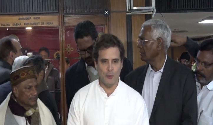 विपक्षी दलों की बैठक के बाद राहुल ने पीएम मोदी को दिया चैलेंज- किसी यूनिवर्सिटी में बिना पुलिस के जाएं