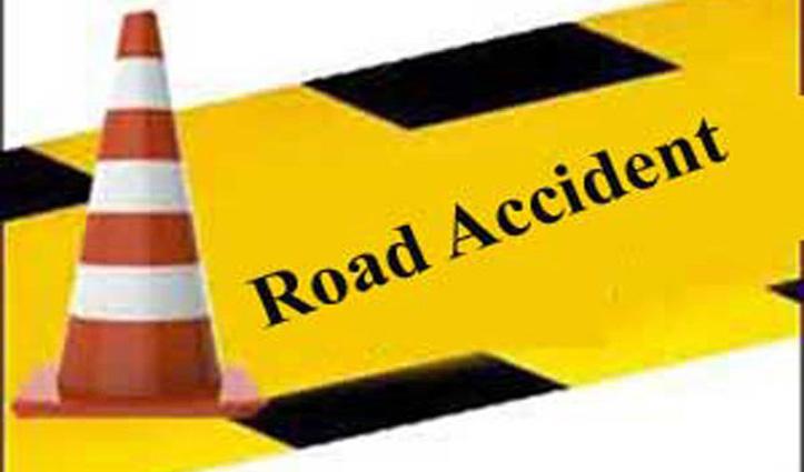 Chamba में ट्रैक्टर से टकराई बाइक, रामपुर में खाई में गिरी कार-दो की गई जान