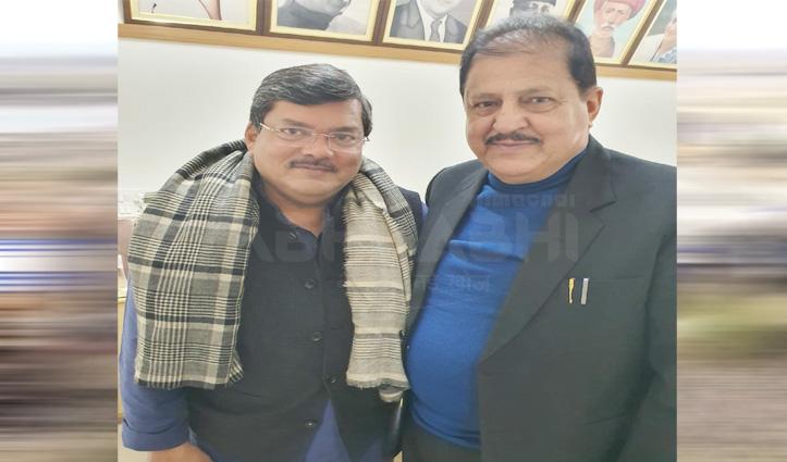 Ramlal की मुकुल से मीटिंग