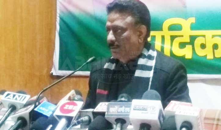 राठौर ने गिनाईं अपनी उपलब्धियां, BJP को बताया ड्रामेबाज-रेरा पर भी घेरा