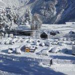 Himachal का ये शहर आज बर्फ वाला टाउन बन चुका है, अगर कुछ यहां है तो बस सफेद चादर