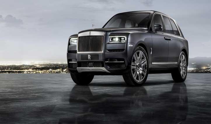 भारत में लॉन्च हुई Rolls Royce की Cullinan Black Badge कार, जानें सबकुछ