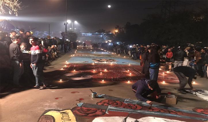 शाहीन बाग-कालिंदी कुंज रोड पर जनता का हित देखते हुए कार्रवाई करे पुलिस: हाईकोर्ट