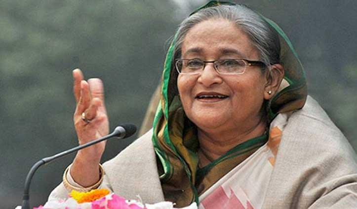 बांग्लादेश की PM शेख हसीना बोलीं- भारत के आंतरिक मामले हैं CAA और NRC