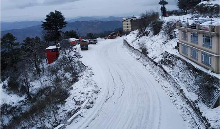 बर्फबारी के बाद बिगड़े हालातों के लिए जयराम सरकार दोषी: CPIM