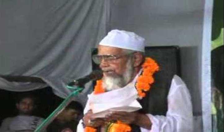 मशहूर शायर अजमल सुल्तानपुरी का 95 वर्ष की उम्र में निधन