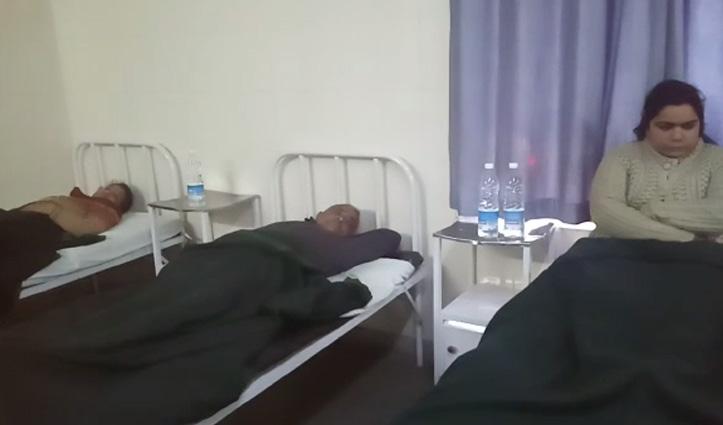सोलन: चंबाघाट में लघु उद्योग में कंप्रेशर फटा, चार कामगार घायल