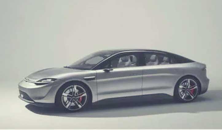 सोनी का ऑटो की दुनिया में कदम, जल्द लाएगी 33 सेंसर्स वाली कार