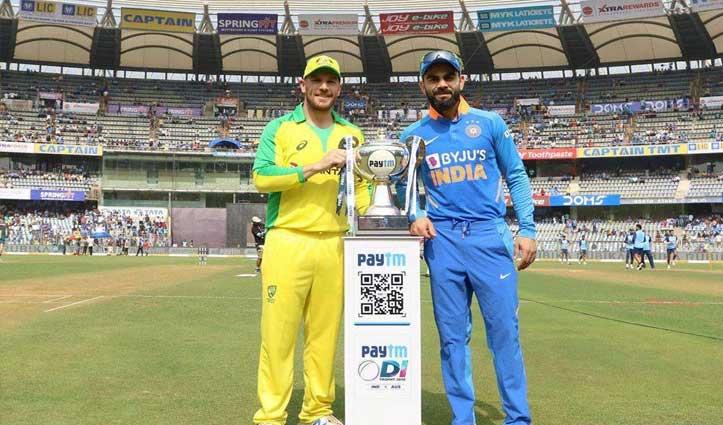 ऑस्ट्रेलिया ने टॉस जीतकर चुनी पहले बल्लेबाजी, इसप्लेइंगइलेवन के साथ उतरेगा भारत