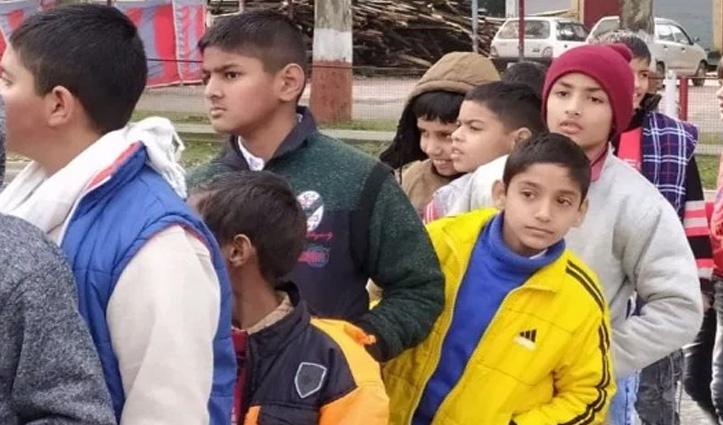 सैनिक स्कूल में 90 सीटों के लिए हिमाचल के 4924 छात्रों ने दी प्रवेश परीक्षा
