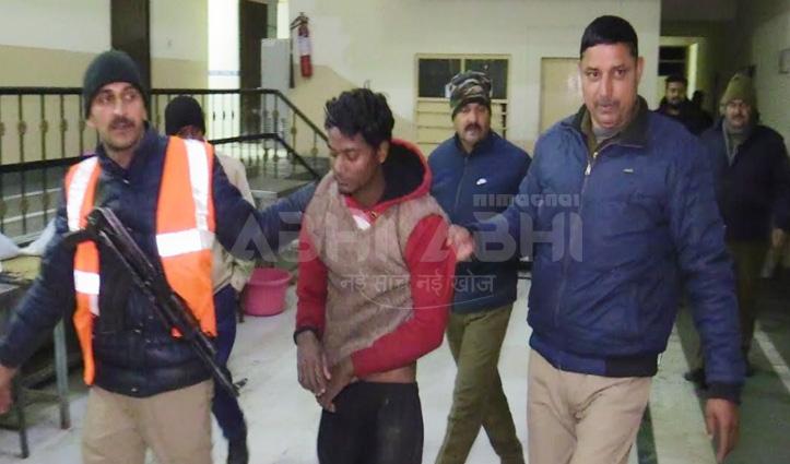 सुंदरनगर : Girls Hostel में घुसा नशे में धुत्त युवक, पुलिस ने शौचालय से निकालकर पकड़ा