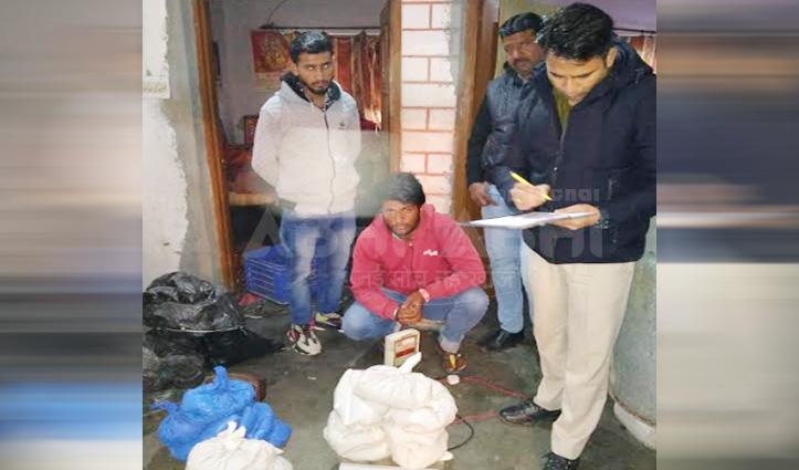 सिरमौर में युवक से चूरा-पोस्त बरामद, सुंदरनगर में चिट्टे संग धरा मंडी निवासी