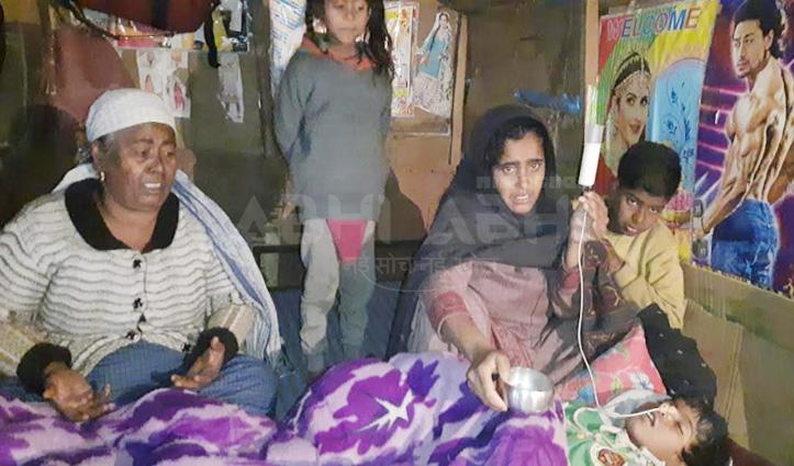 बच्चे ने आंखें तो खोली पर चली गई याददाश्त, पीजीआई के डॉक्टरों ने घर भेजा