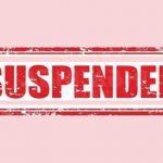 सैनिटाइजर घोटालाः सचिवालय आरएंडआई ब्रांच का Superintendent सस्पेंड