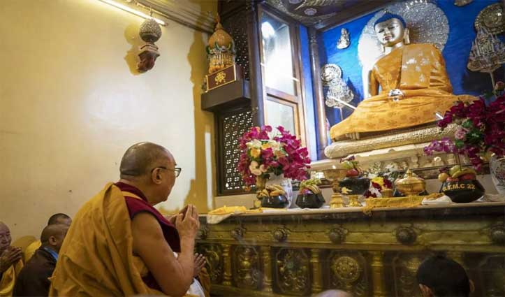Chanting Tara mantra helpful in containing the spread of epidemics like Coronavirus: The Dalai Lama