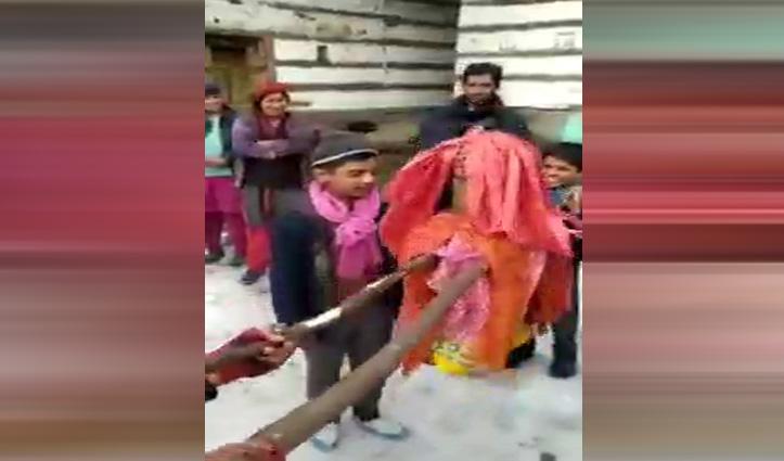 हंसी-हंसी के इस खेल में हिमाचली बच्चे सीख रहे देवसंस्कृति के गुर, देखें Video