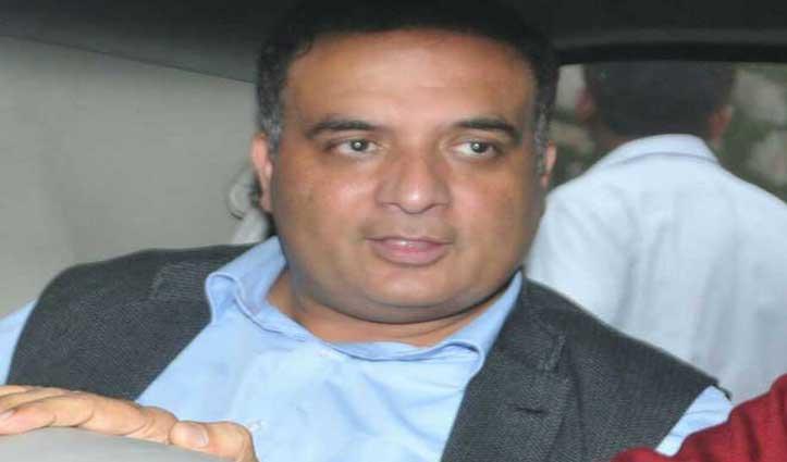 निलंबित IG Zaidi को अंतरिम जमानत, 24 फरवरी को होगी मामले की अगली सुनवाई