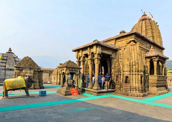 बैजनाथ में कैसे बना शिव मंदिर, जानिए पूरी कहानी