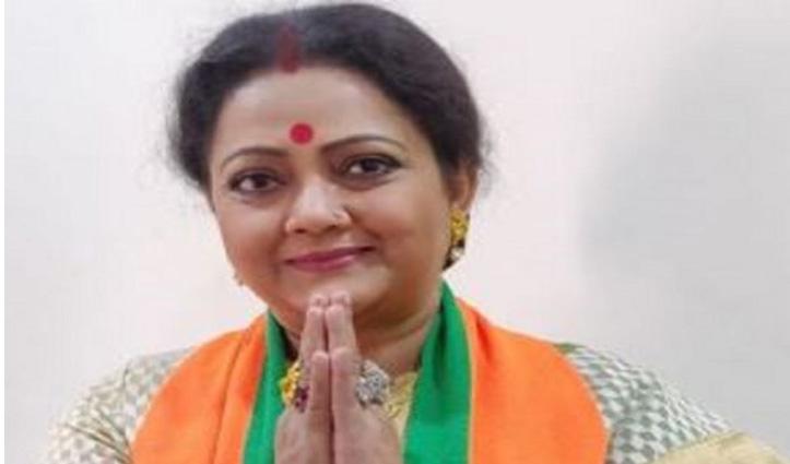 'जिस पार्टी में अनुराग ठाकुर जैसे नेता उससे दूरी भली'- कहकर एक्ट्रेस ने BJP से दिया इस्तीफा