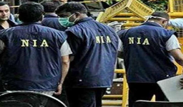 आतंकियों के सात ठिकानों पर NIA का छापा, एक हिरासत में