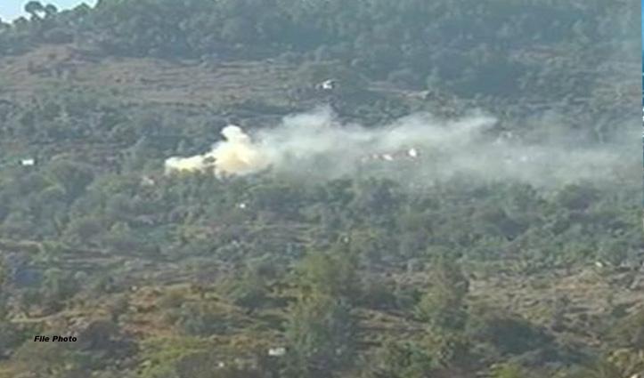 कुपवाड़ा में LoC पर Pakistan ने की गोलाबारी, नागरिक की गई जान